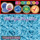 SNAZAROO FACE PAINT IRIDESCENT POWDER TURQUOISE 12ML TUB